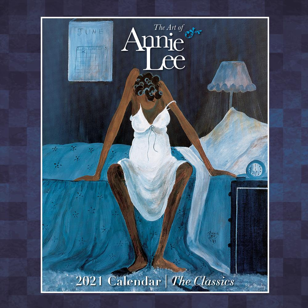 The Art of Annie Lee: 2021 African American Wall Calendar