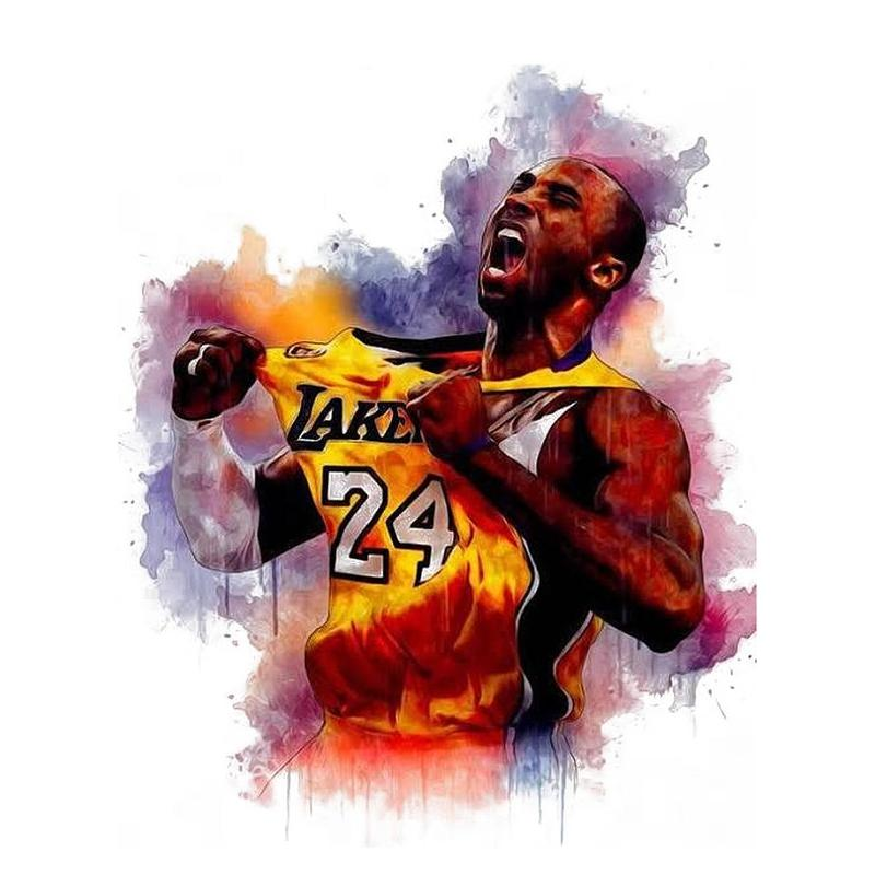Kobe Bryant: The Black Mamba by Patricia Blanford