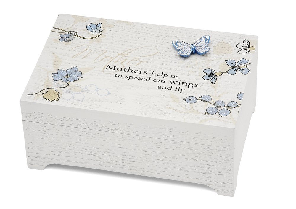 Mother Music Box: Mark My Words Collection by Pavilion Gifts
