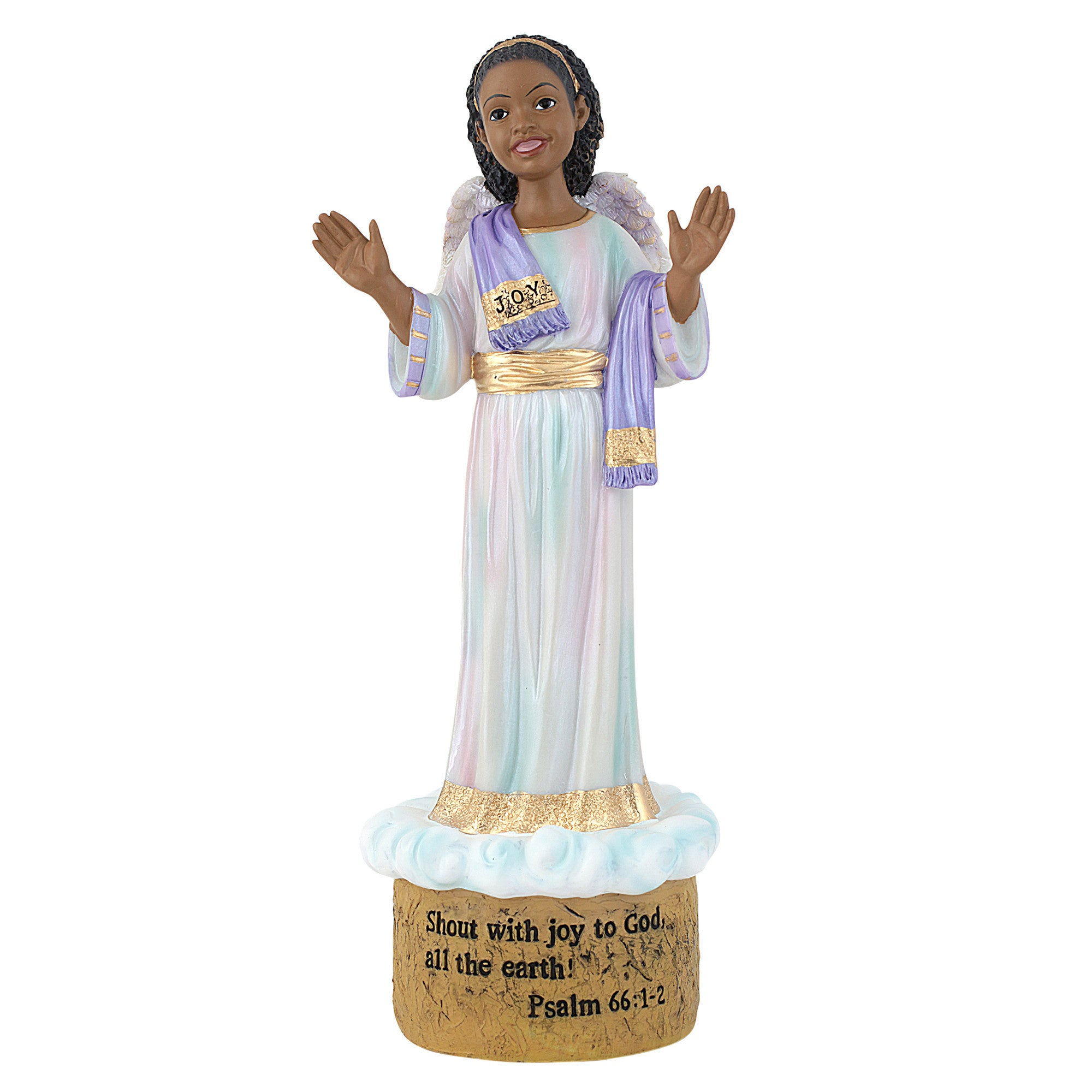 Joy Angel: Blessings Unto You Figurine Collection