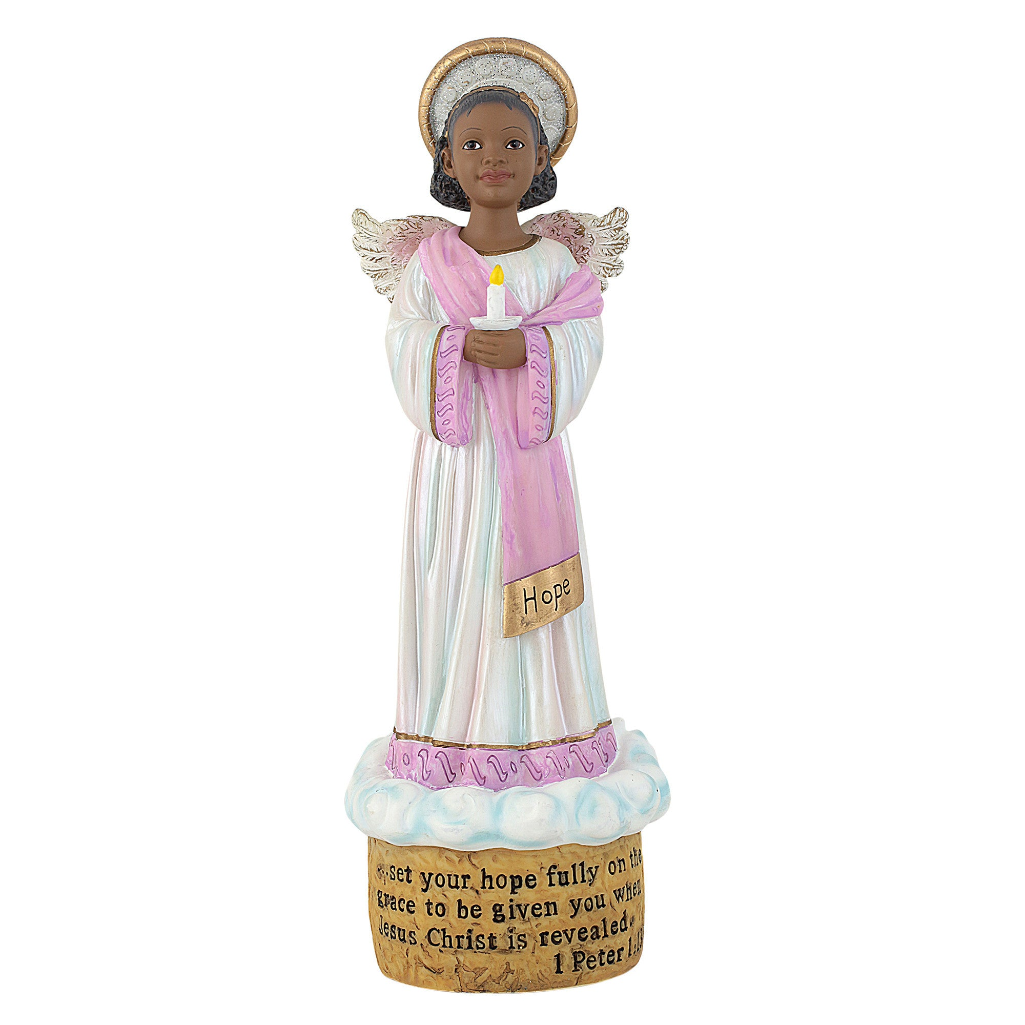 Hope Angel: Blessings Unto You Figurine Collection