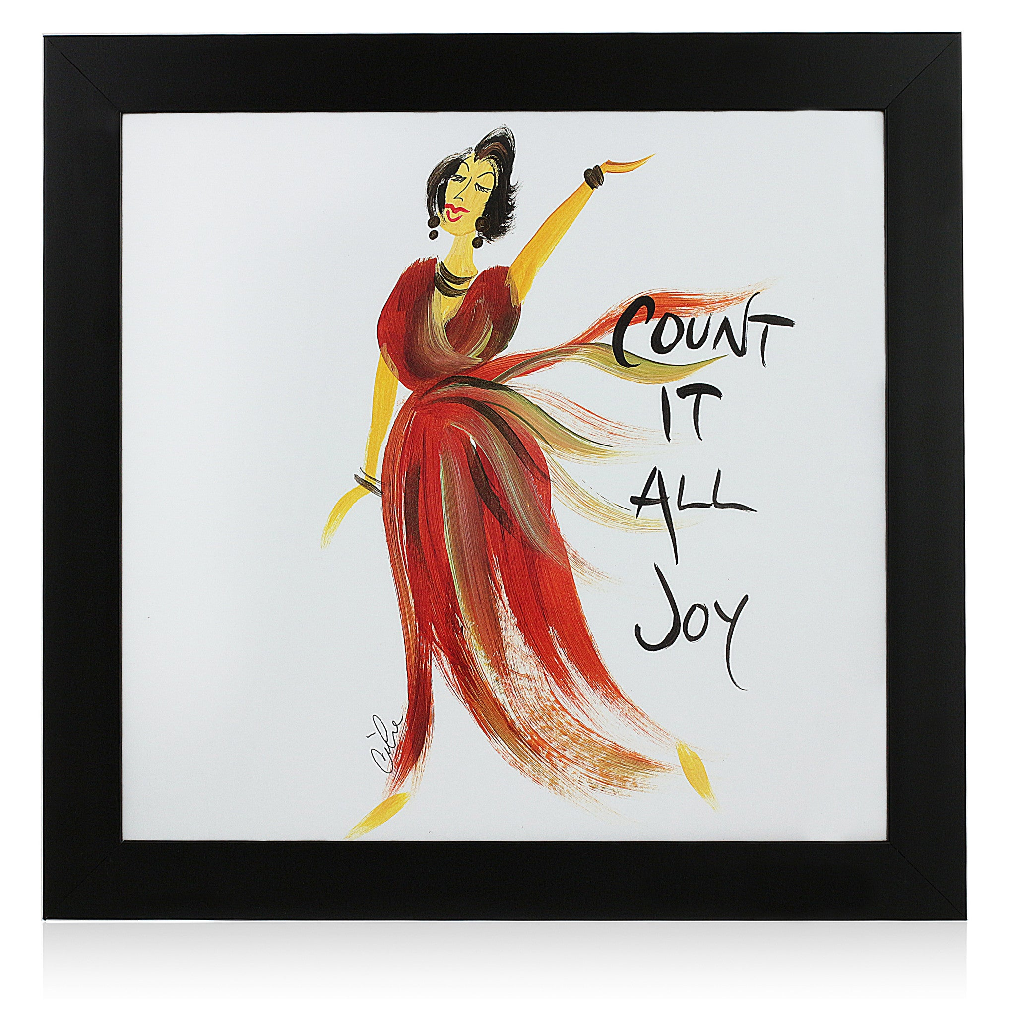 Count it All Joy by Cidne Wallace