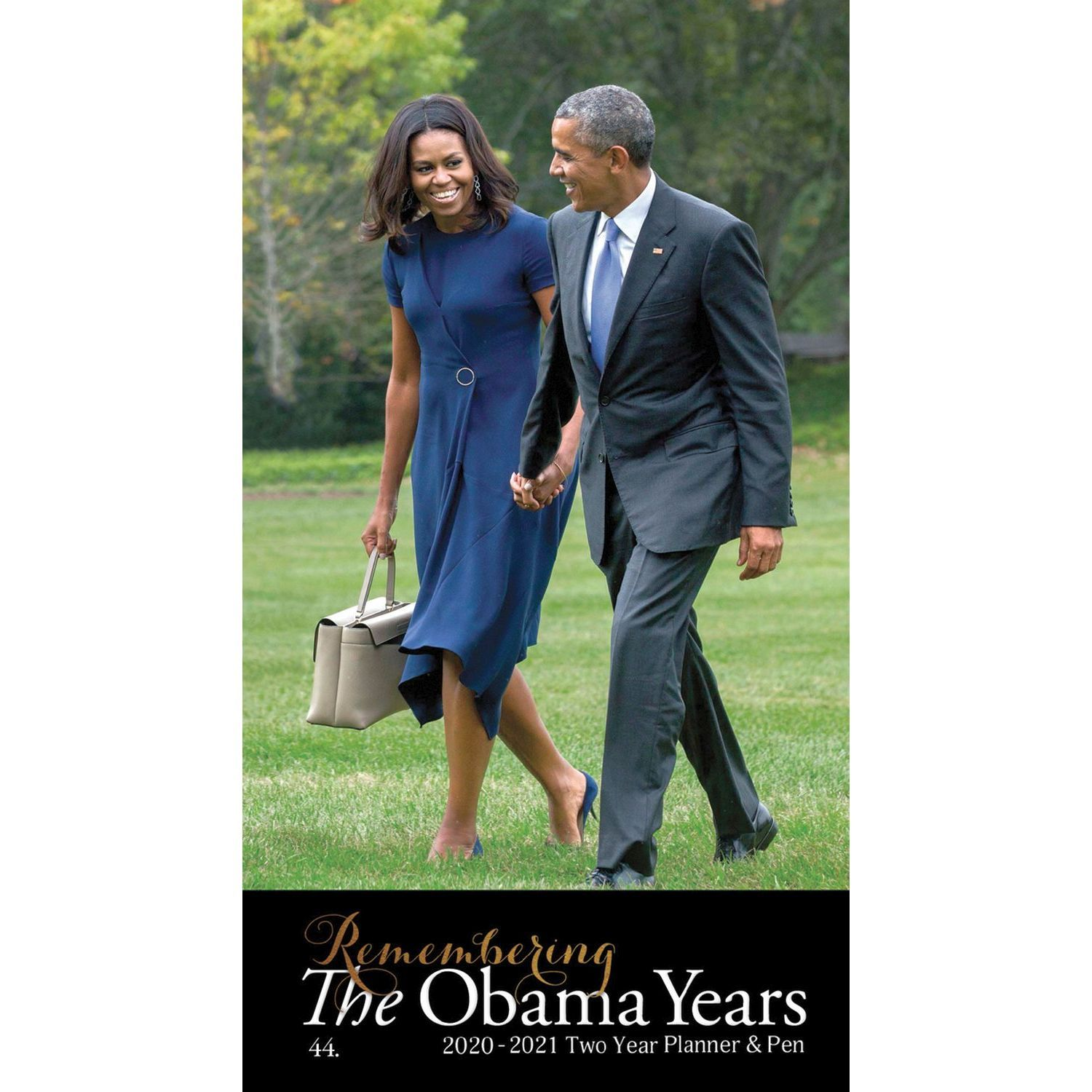 The Obama Years: 2020-2021 Two Year Black History Checkbook Planner