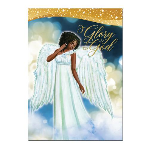 Glory to GOD: African American Christmas Card Box Set