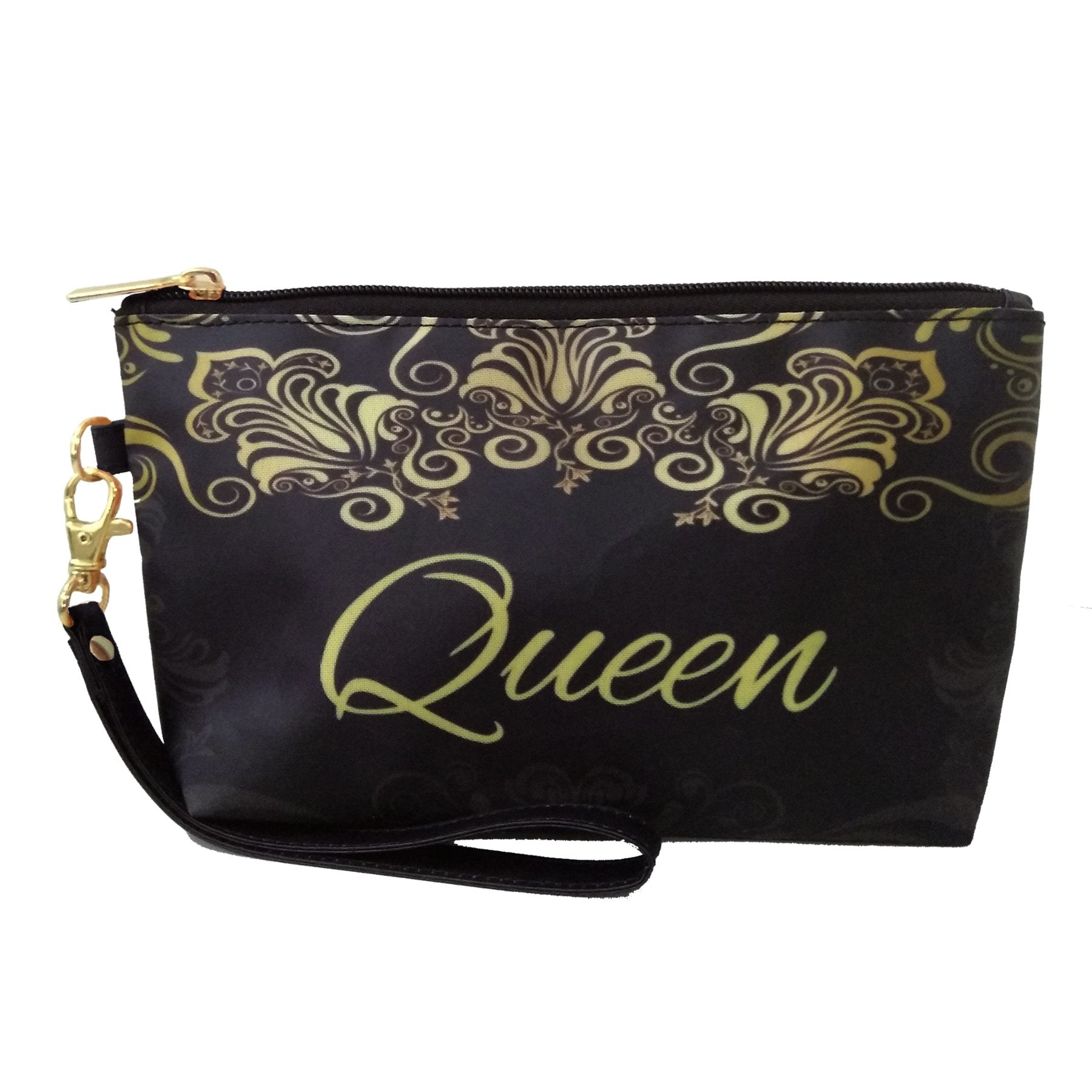 Queen: African American Cosmetic Bag by Shades of Color