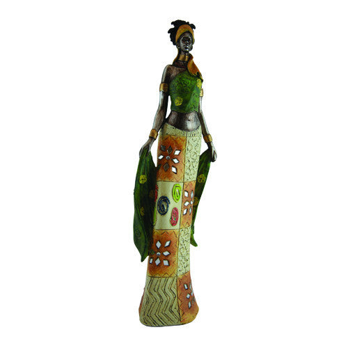 In All Her Glory: African American Figurine by African American Expressions
