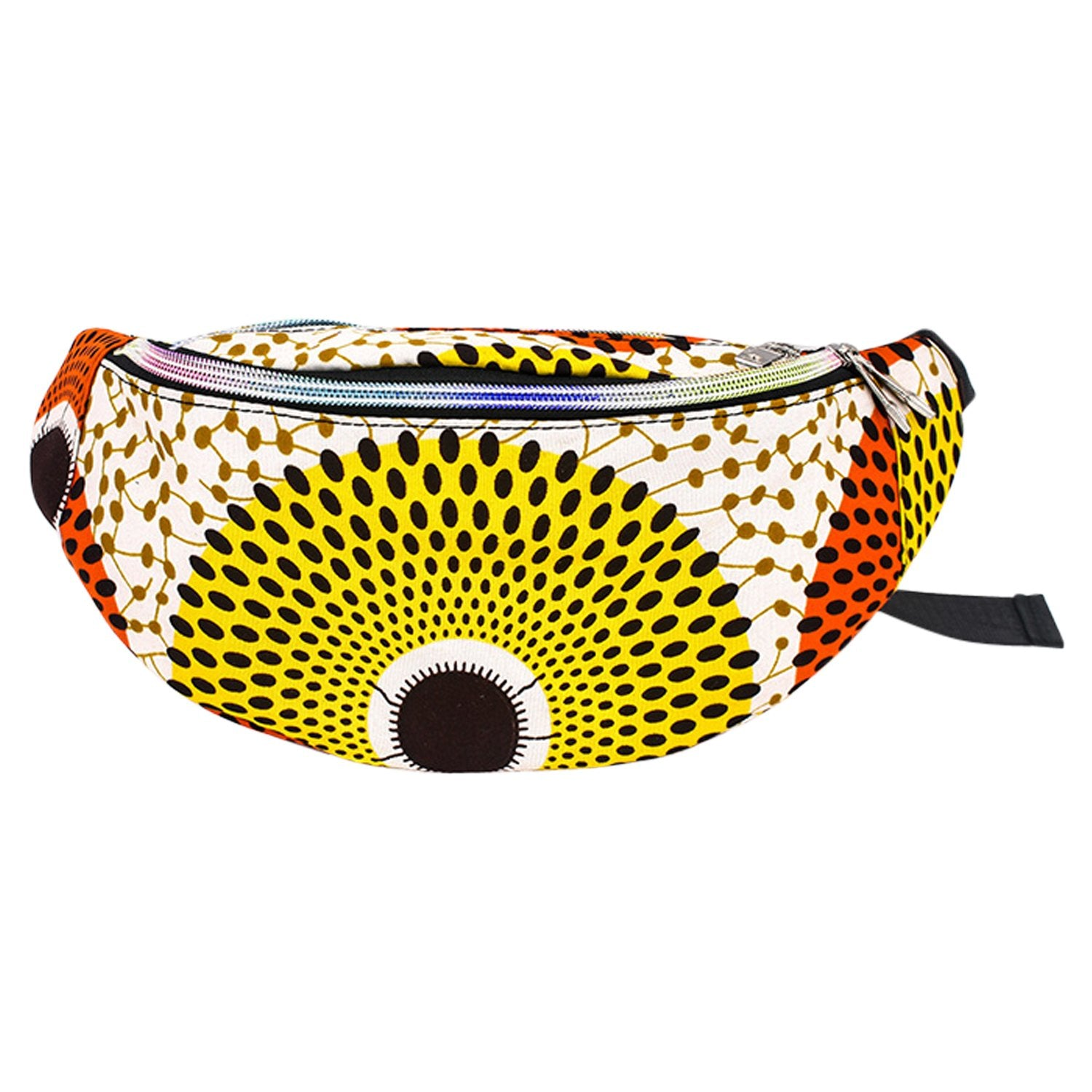 Joliba: African Print Fanny Pack by Boutique Africa