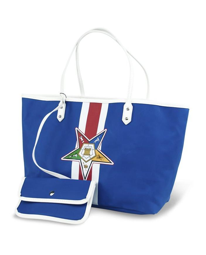 Order of the Eastern Star Tote Bag with Matching Wallet by Big Boy Headgear