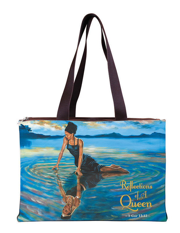 Reflections of a Queen: African American Hand Bag