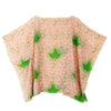 Ivies & Pearls: Alpha Kappa Alpha Inspired Pink & Green Chiffon Tunic