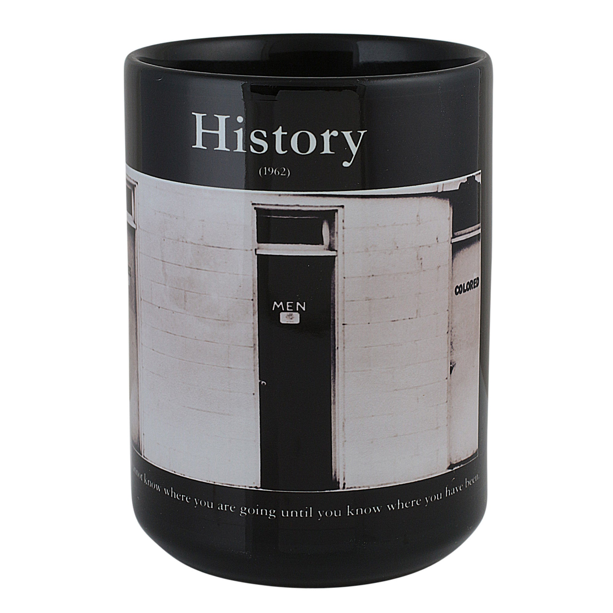 History: African American Motivational Mug (Front)