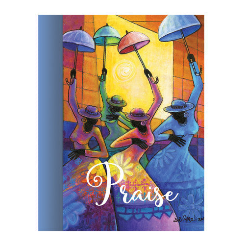 Praise: African American Journal by D.D. Ike