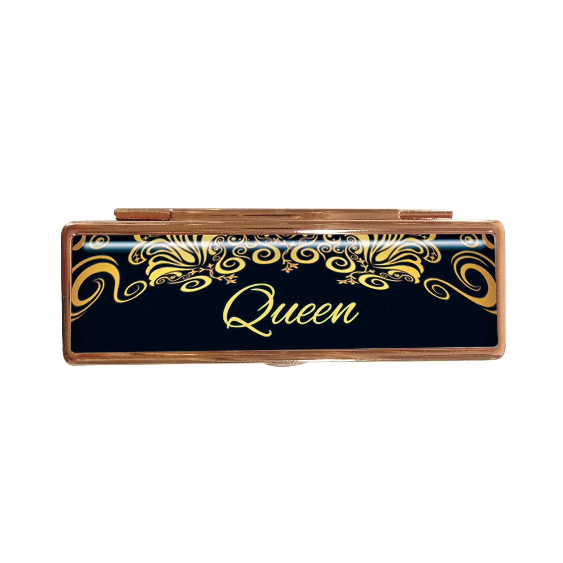 Queen: African American Lipstick Case by Shades of Color