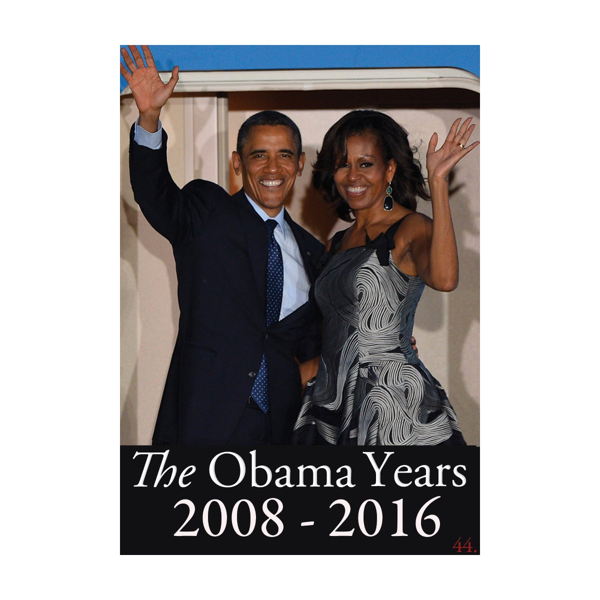 The Obama Years: Black History Magnet by Shades of Color
