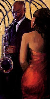 Sax Seduction by Monica Stewart