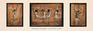 Rhythm and Joy by Monica Stewart