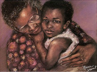 Grandma's Love by Monica Stewart