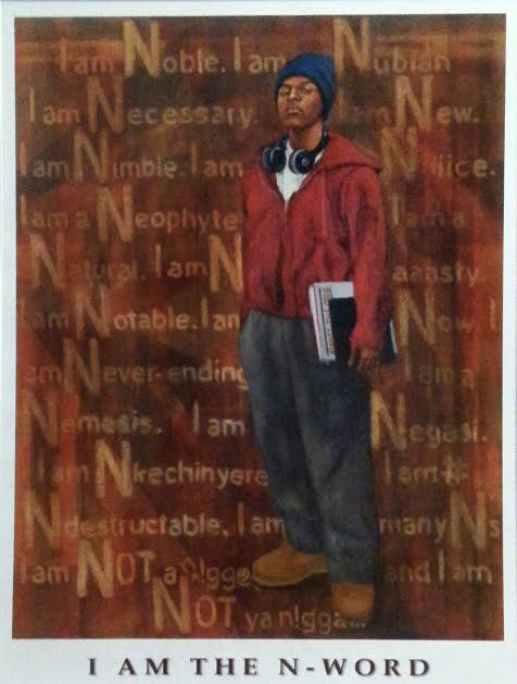 I am the N Word by Alonzo Adams