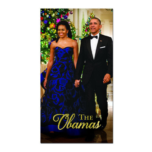 The Obamas 2017-2018 African American Checkbook Planner