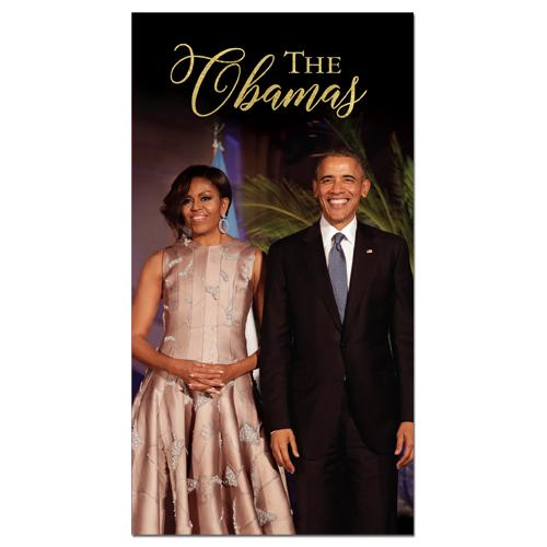 The Obama Legacy: 2018-2019 African American Checkbook Planner by AAE (Front)