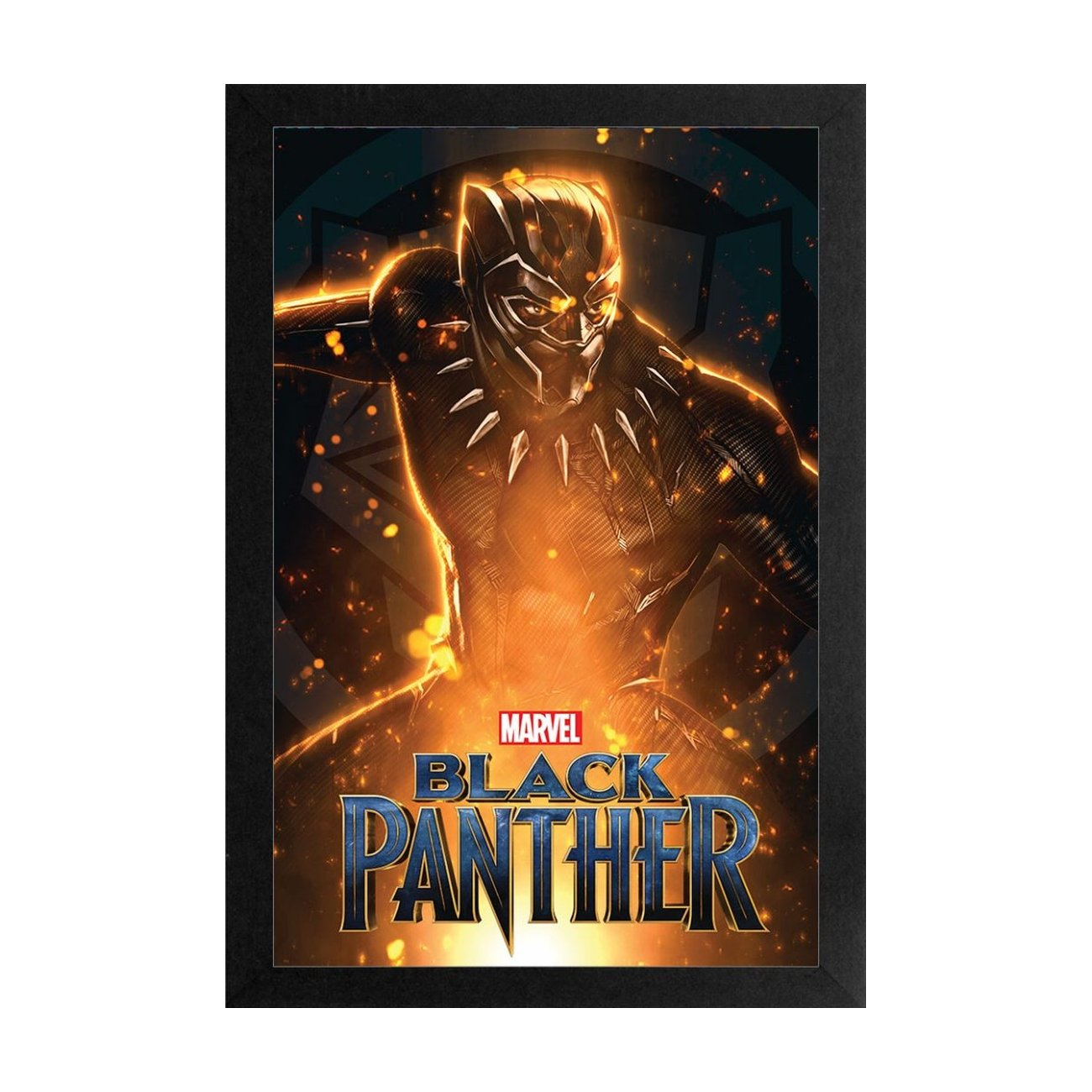 The Black Panther: Spark by Pyramid America (Marvel Comics)