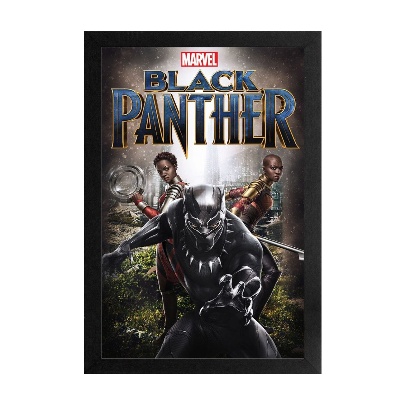 The Black Panther: The Warrior Way (Marvel Comics) by Pyramid America