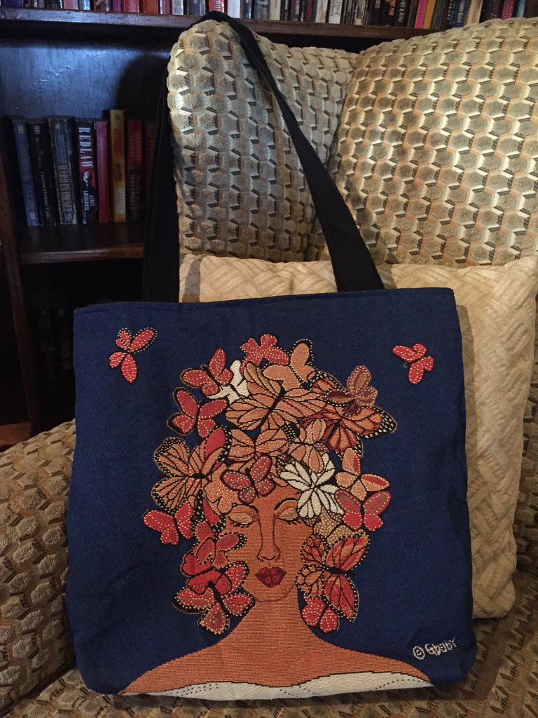 20aac29f7 Release, Relax, Renew: African American Tapestry Tote Bag by GBaby ...