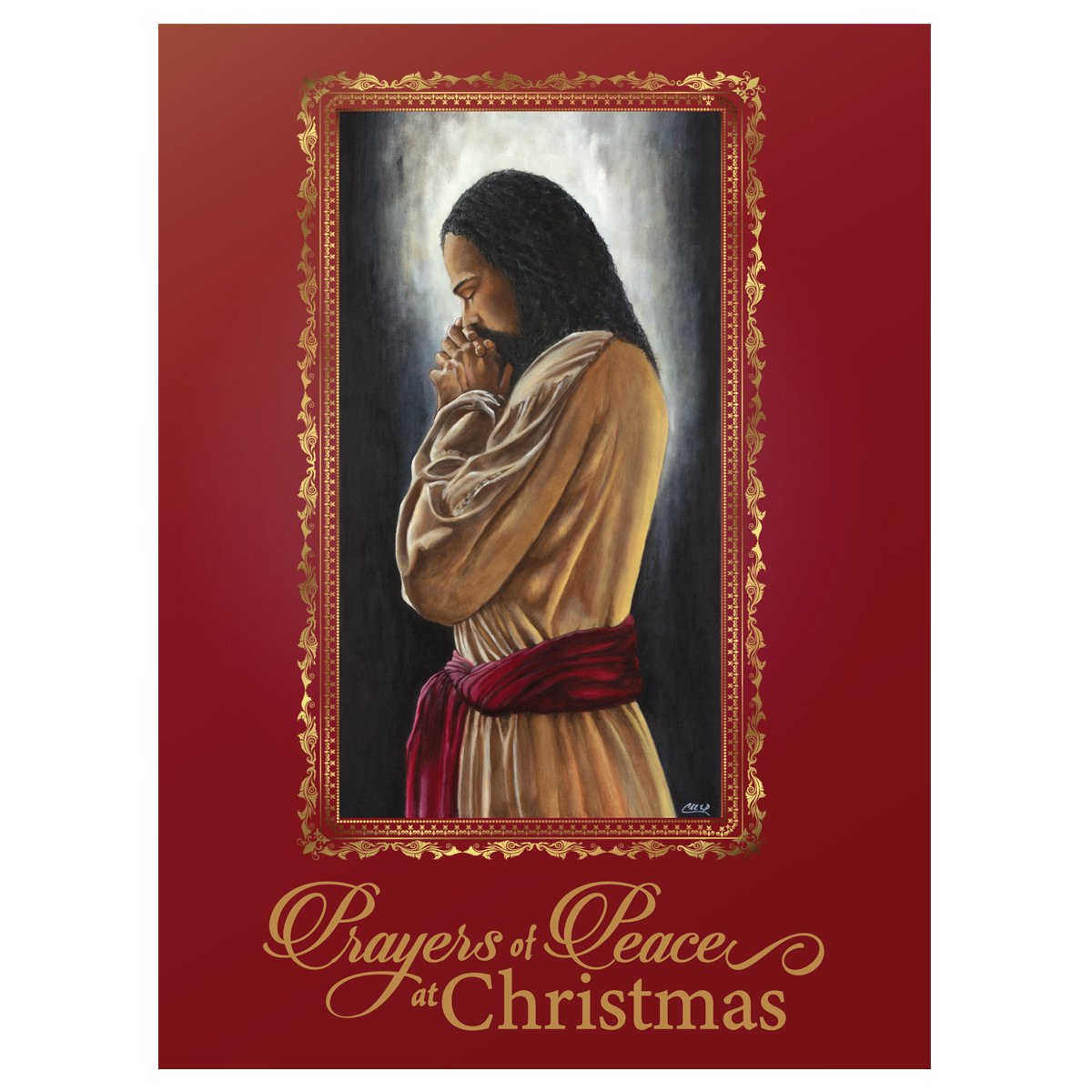Prayers of Peace by CREED: African American Christmas Card Box Set