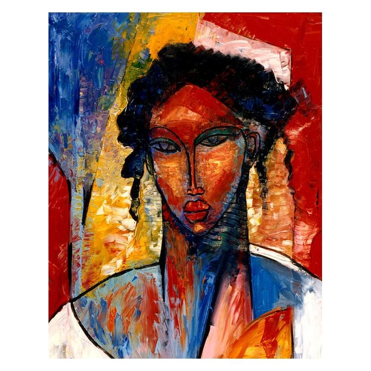 A Nubian Lady by William Tolliver