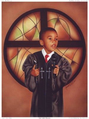 God's Little Preacher by Aaron Hicks