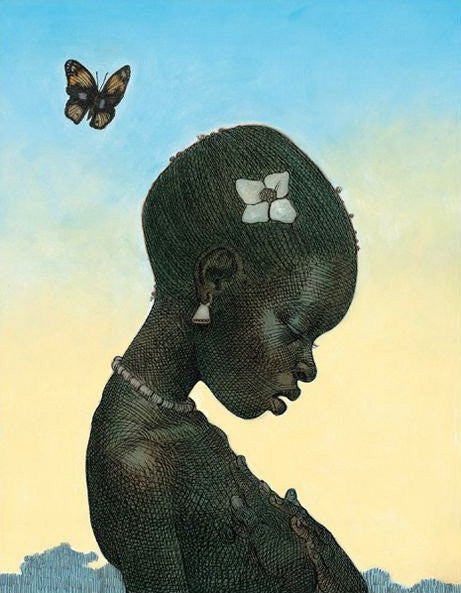 Abikanile's Prayer by Kadir Nelson (Limited Edition Art)
