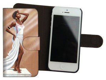 Delta Diva Iphone 5 Cover by A.C. Smith
