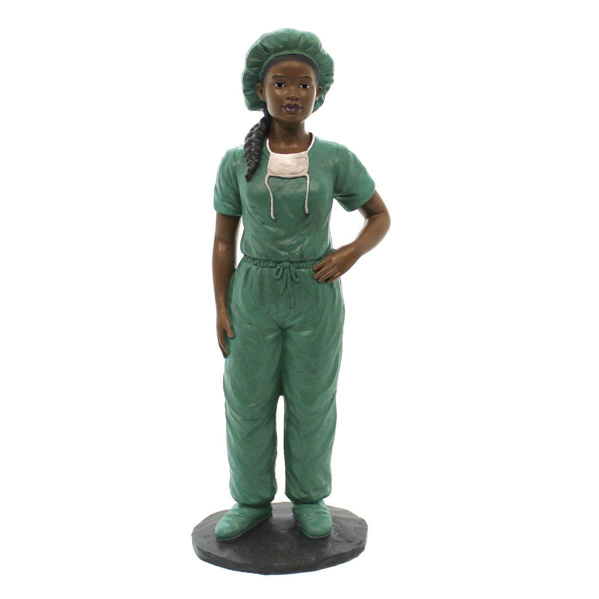 African American Female Nurse Figurine by Positive Image Gifts