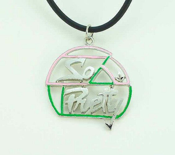 Alpha Kappa Alpha So Pretty Pendant