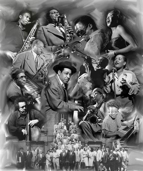 All That Jazz by Wishum Gregory