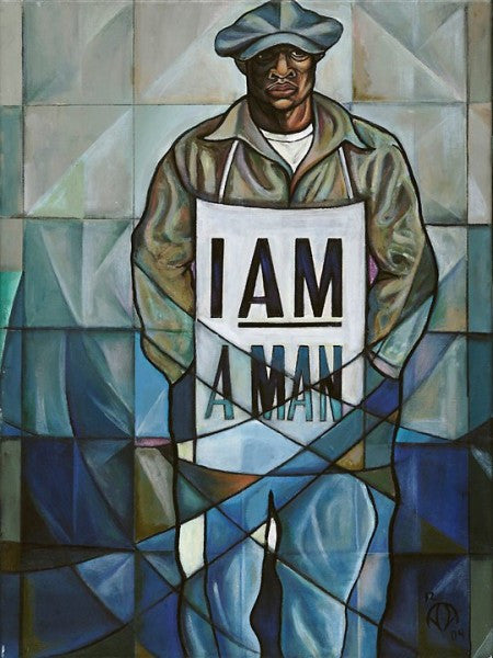 I Am A Man by Anthony Armstrong