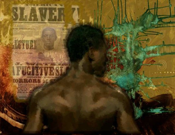 Fugitive Slave by Anthony Armstrong