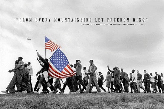 From Every Mountainside: Let Freedom Ring