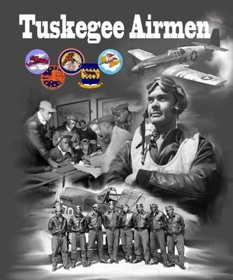 Tuskegee Airmen by Wishum Gregory