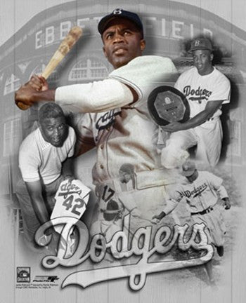 Jackie Robinson: Legends