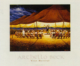 Tent Revival by Arthello Beck