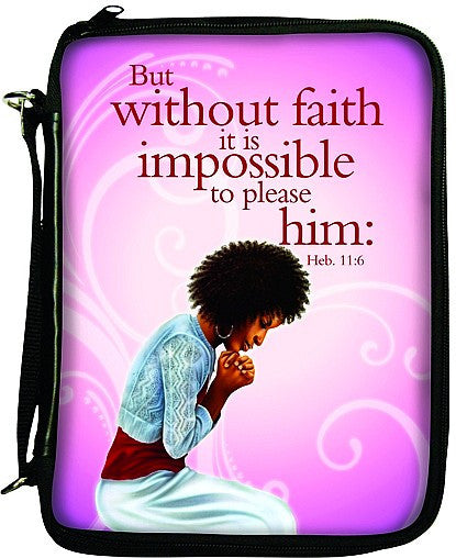Without Faith Bible Cover