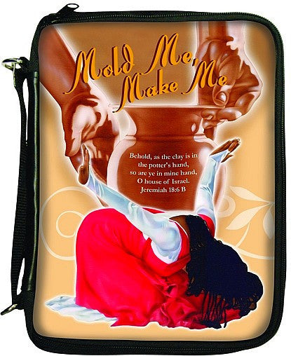 Mold Me, Make Me II Bible Cover