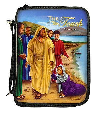 The Touch Bible Cover