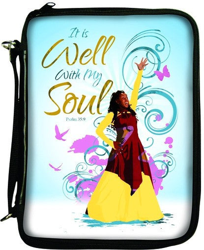 Well With My Soul Bible Cover