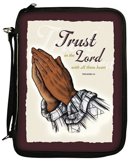 Trust Lord Bible Cover