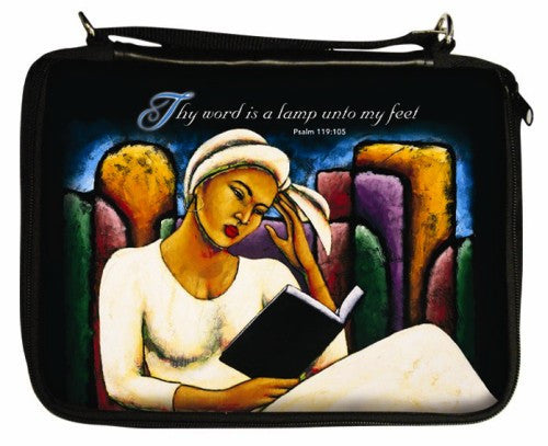 Lamp Unto Me Bible Cover