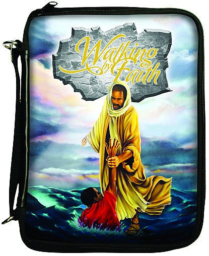 Walking By Faith III Bible Cover