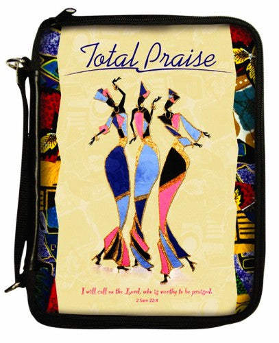 Total Praise III Bible Cover