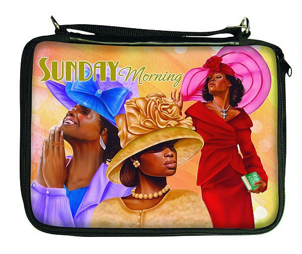 Sunday Morning Bible Cover